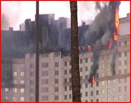 Binalarda  yangın