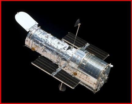 Hubble uzay teleskopu elektrik tesisat portal